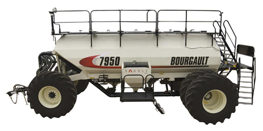 Bourgault 7950 Air Seeder