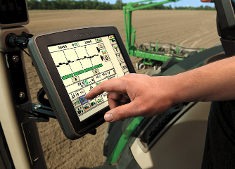John Deere GreenStar Display