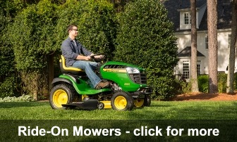 John Deere 100 Series Mower